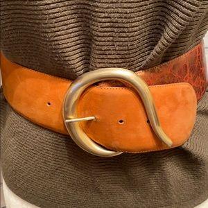 Vintage Eddie Bauer Belt